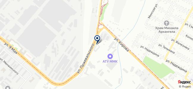 Сити-М, ООО на карте