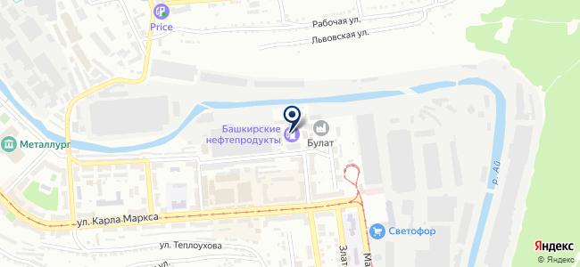 Люстрейд на карте