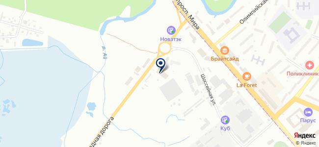 ДомРа на карте