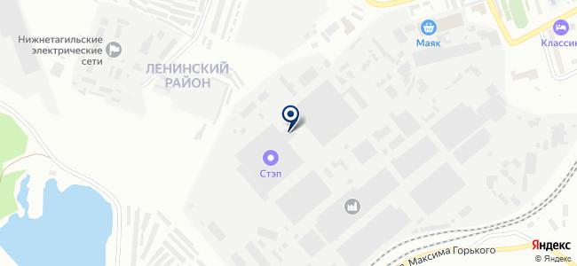 Модуль, ООО, производственная компания на карте