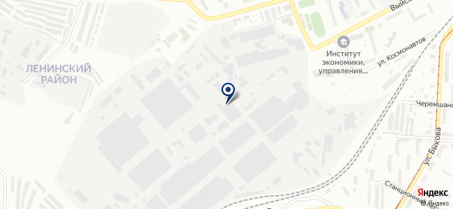 Домовой-НТ на карте