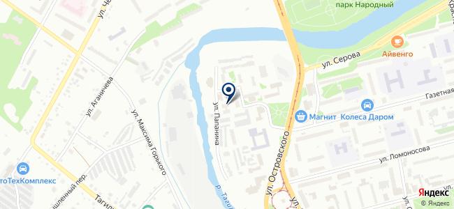 NetCom, монтажная компания на карте