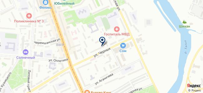 Стройинвест Энерго, ООО, монтажная компания на карте