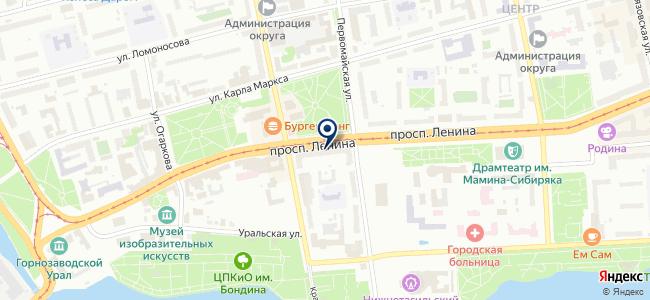 Габарит, торгово-монтажная фирма на карте