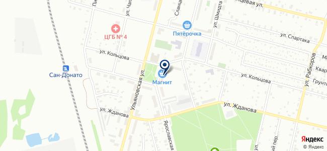 Магазин, ИП Лавришев А.С. на карте
