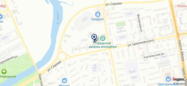 Тагил-Энерго лаборатория, ООО, торгово-монтажная компания на карте