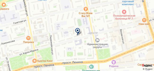 СтройКрепёж, магазин метизов и инструмента на карте