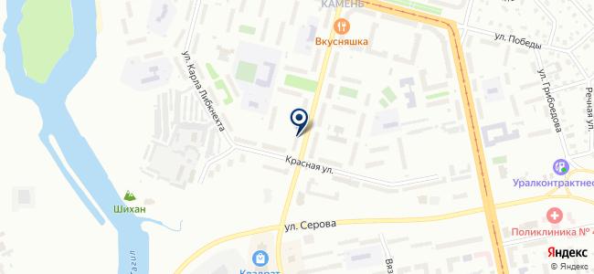 Каскад+, магазин электробензоинструмента на карте