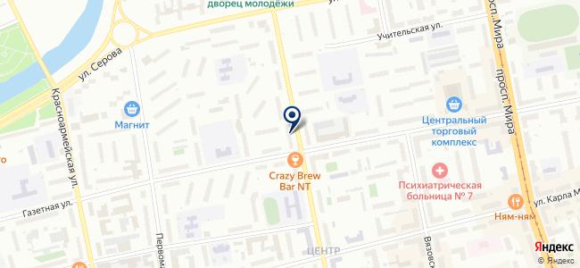 Центр Материально-Технического Снабжения, ООО, торговая компания на карте