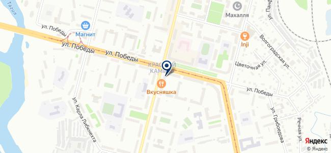 Метиз, магазин товаров для ремонта на карте