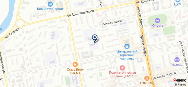 Электромонтаж-РМ, монтажная компания на карте