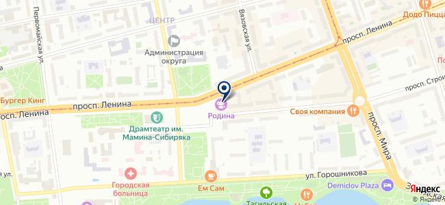 Статус-Электро, ООО, торговая компания на карте