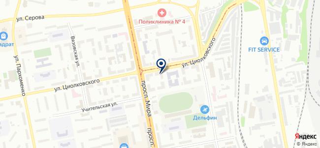 Газлюкс, магазин газового и отопительного оборудования на карте