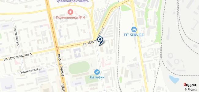 Салон электроинструмента, ИП Спицына З.А. на карте