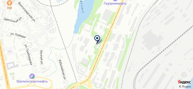 Прибор-Пк, ООО, торговая компания на карте
