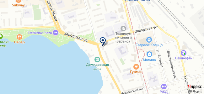 Steinel на карте
