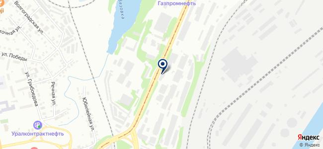 Промоснастка, торговая компания на карте