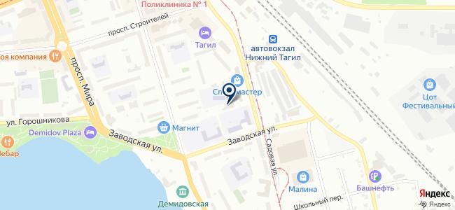 Мастерская по ремонту средств измерений, ИП Джус Е.Р. на карте