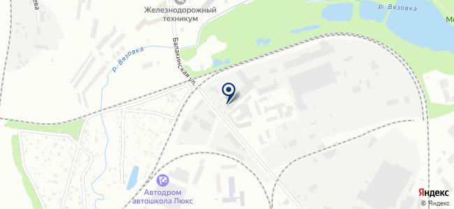 Техснаб, ООО, производственно-торговая компания на карте