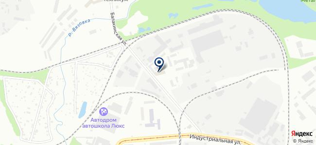 ЭКА, ООО, торговая компания на карте