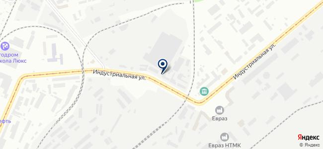 Антолл на карте