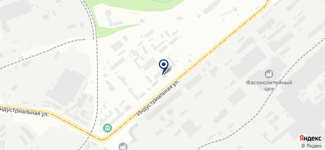 Техцентр, оптовая компания на карте