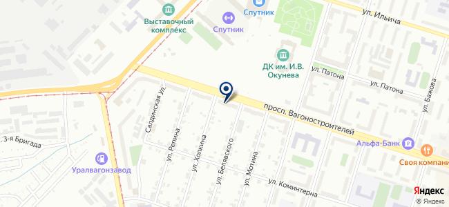 Замкоff, магазин крепежных изделий и инструмента на карте