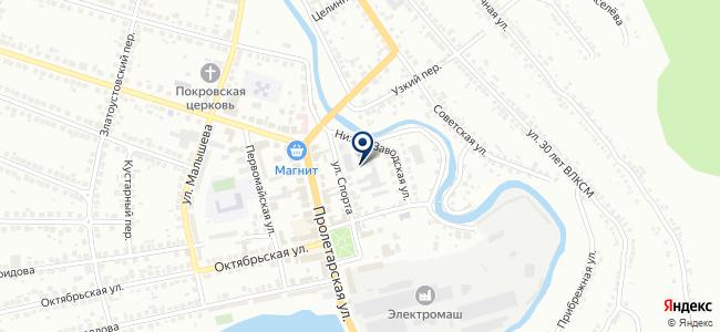 ЭРДО, ООО на карте