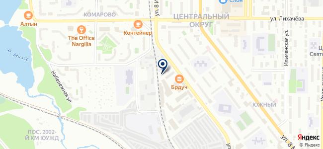 Новэл, ЗАО на карте