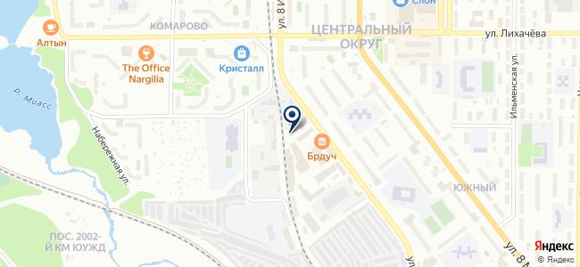 Энергоучет, ЗАО на карте