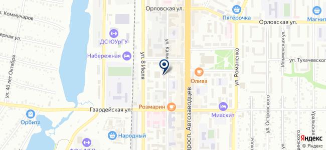 Техностройком, ООО на карте
