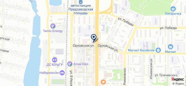 Импульс Тока на карте