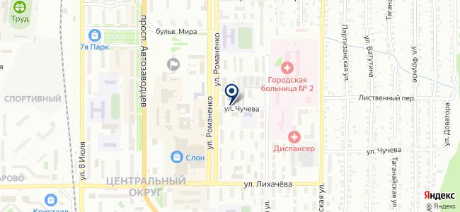 Арго, ООО на карте