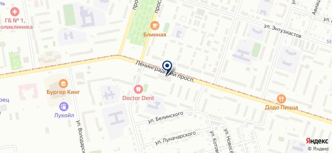 Светомания, магазин светотехники на карте
