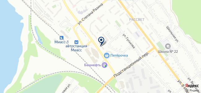 НТМ-ЭТС, ООО на карте