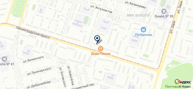 Магазин радиотоваров, ИП Коляков М.Н. на карте