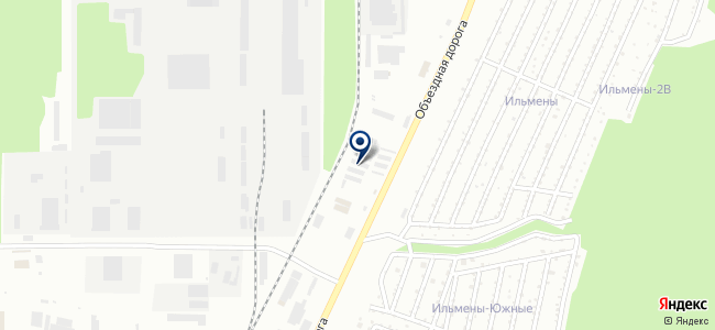 Теплотехника, ООО на карте