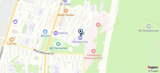 МЭЛС, ООО на карте