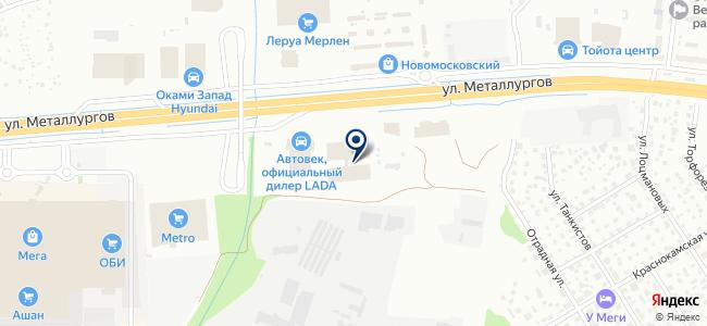 ТМК ЭлектроТехнологии, ООО на карте