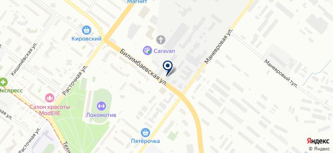Technovolga на карте