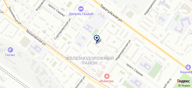 Магазин инструмента на карте