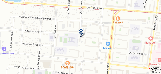 Завод Стальных Конструкций, ООО на карте