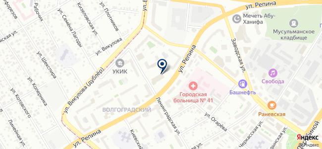 УСП-Сервис на карте