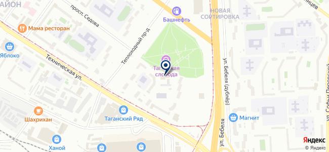Интерконнект-АйТи на карте