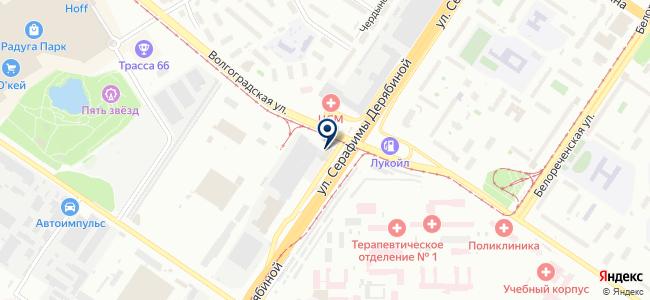 Dozimetr96.ru на карте