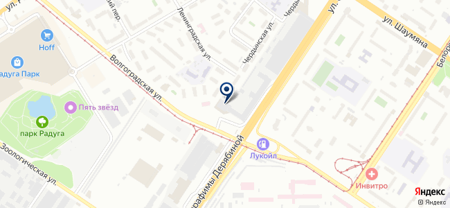 ВИП, ЗАО на карте