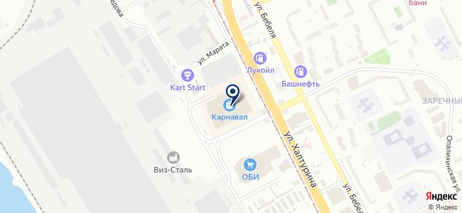 Искатели на карте