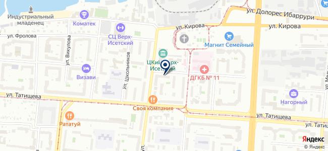 ТрансЭнергоМонтаж, ЗАО на карте