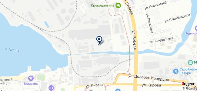 МаК-Техно, ООО на карте
