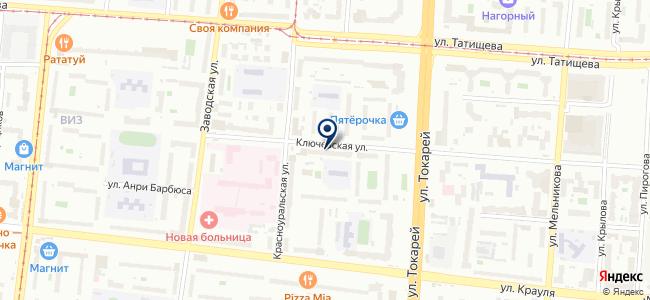 Ормет, ООО на карте